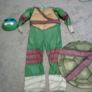 Other - Boys Leonardo TMNT Buff Halloween Costume